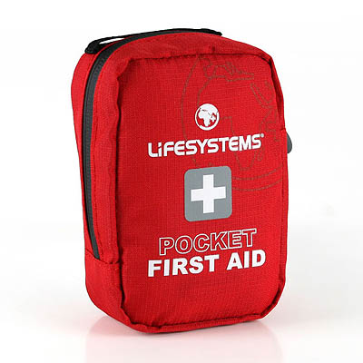 The Lifesystems Pocket First Aid Kit