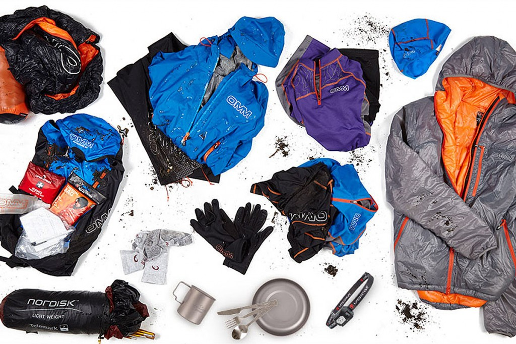 A full mountain marathon kit is on offer for the competition winner