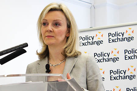 Campaigners say the proposals are sitting on Liz Truss's desk. Photo: Policy Exchange CC-BY-2.0