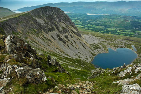 Mr Mitchell's body was found on Cadair Idris last month. Photo: Philip Halling CC-BY-SA-2.0