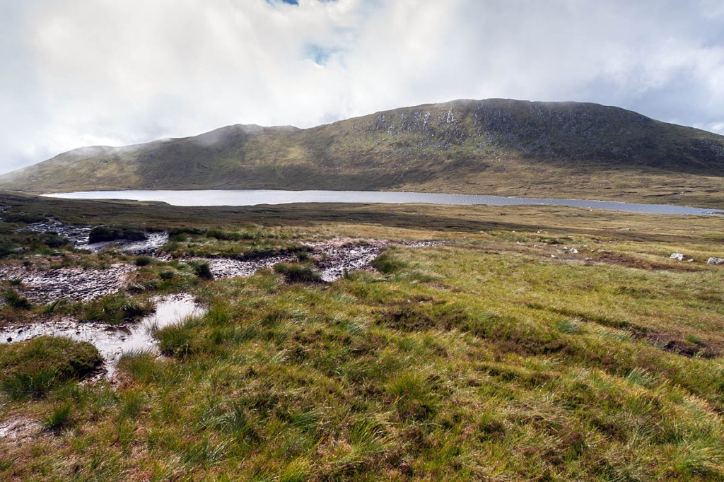 Lochan Meall an t-Suidhe, or Halfway Lochan on Ben Nevis. Photo: Bob Smith/grough