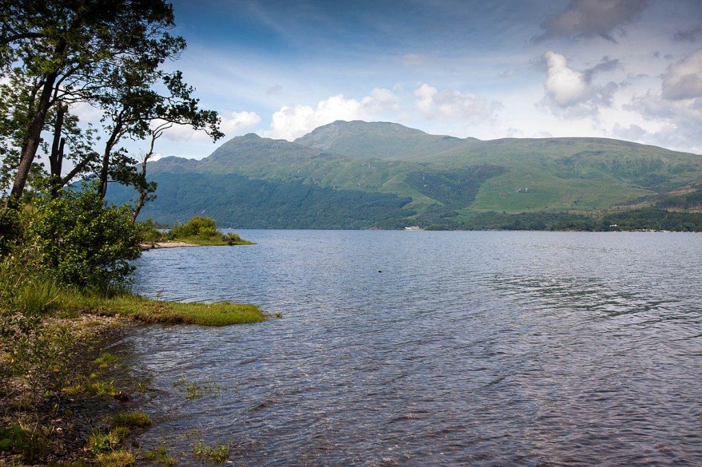 The present camping ban will be extended to the west shore of Loch Lomond