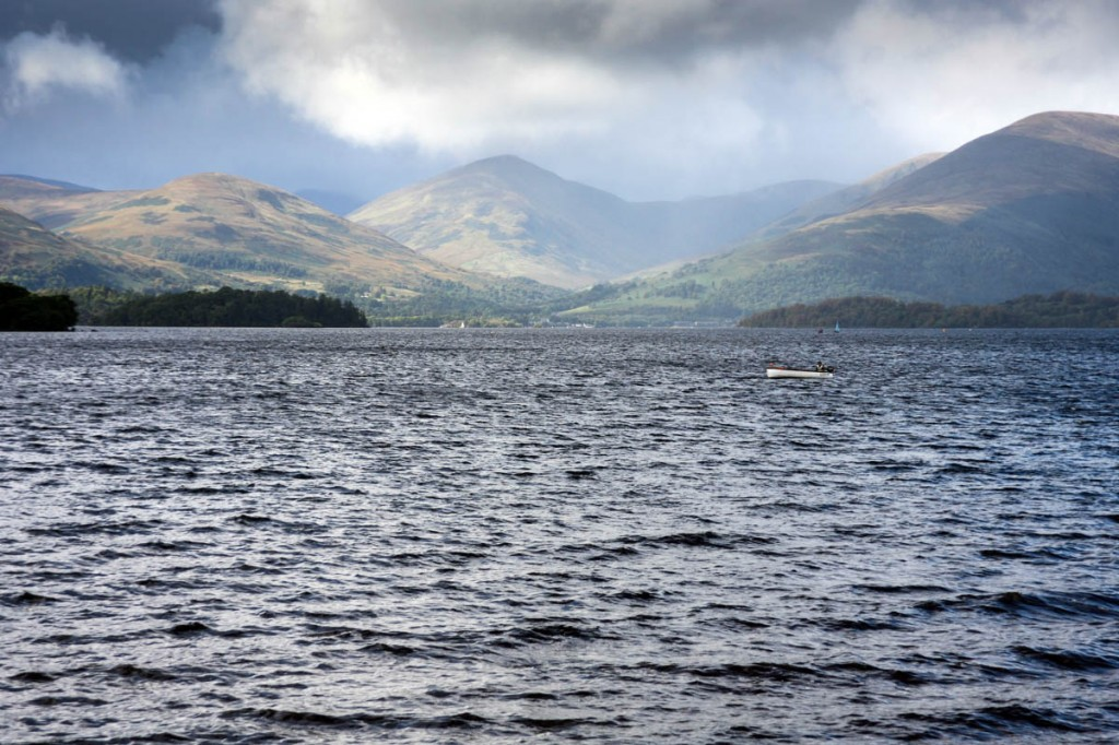 The new chief executive wants more residents of the central belt to enjoy Loch Lomond