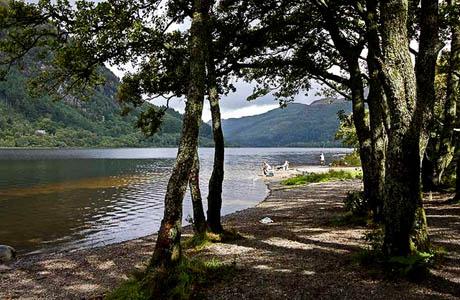 Loch Lubnaig. Photo: John Salmon CC-BY-SA-2.0
