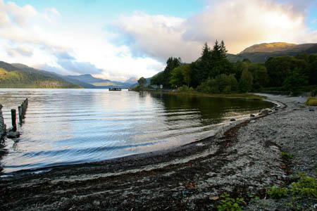 The bylaw will affect the whole of the easten shore as far as Rowardennan