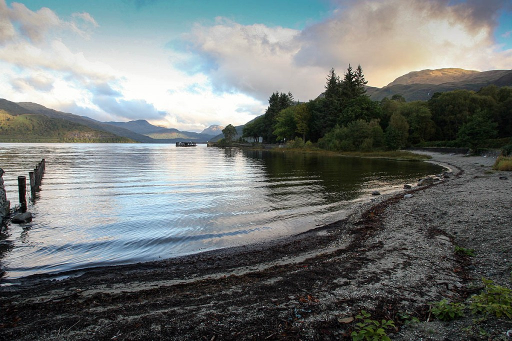 The original camping ban extends to Rowardennan, on the eastern shore of Loch Lomond
