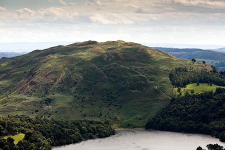 Repairs will also take place on Loughrigg
