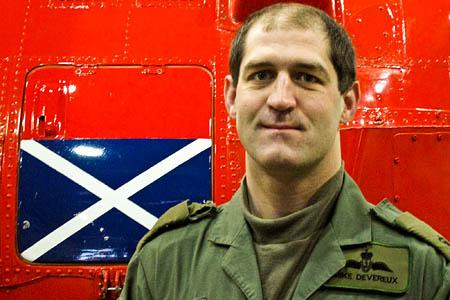 Major Mike Devereux