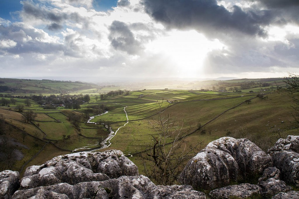The UK Government said it is committed to a ban on fracking in national parks