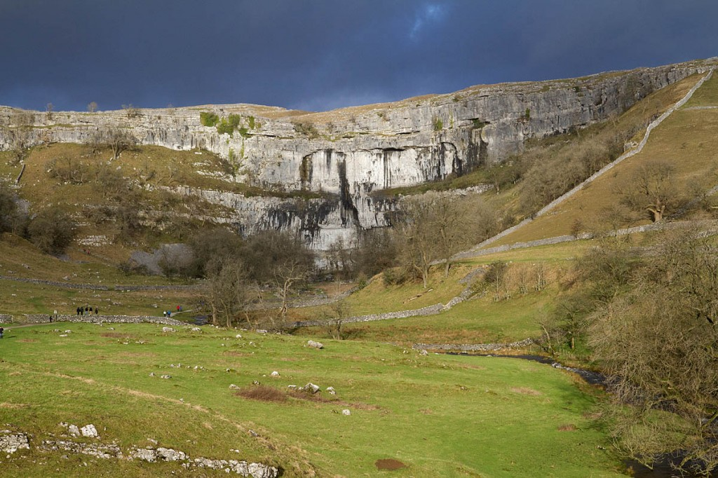 Malham Cove could become White Cliff Reborn in Fire