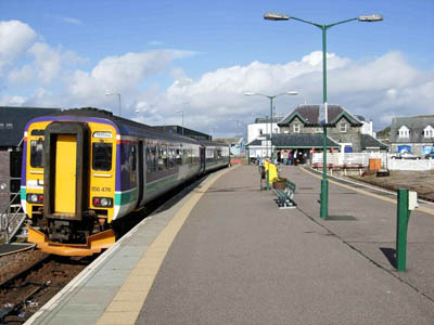 MCofS members can get 50 per cent off travel on the Mallaig line
