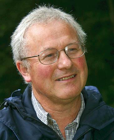 Mark Richards, author of the Fellranger series