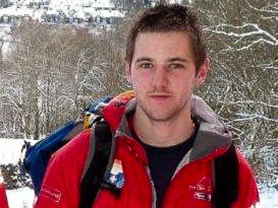 Michael Machell, who died in a climbing accident
