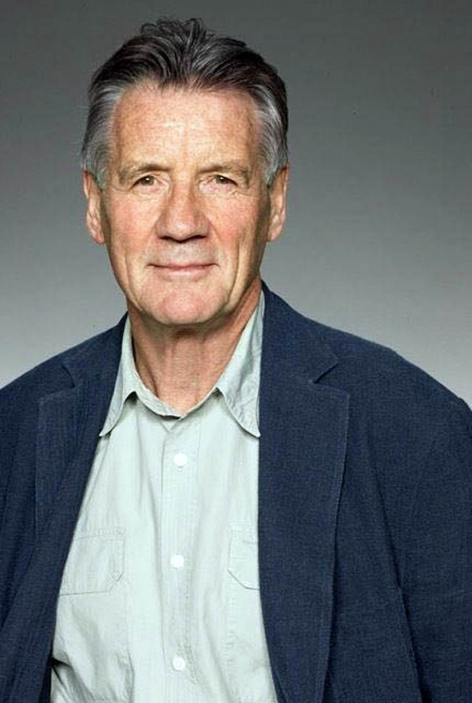 Michael Palin: 'most useful cup of tea'