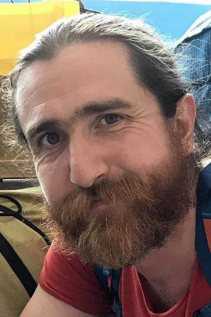 Andrew Vine was last seen on Friday afternoon on Aonach Mòr