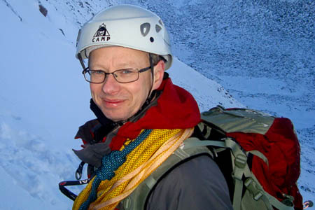 Dogsbody John Taylor who lost his life in an Alpine avalanche
