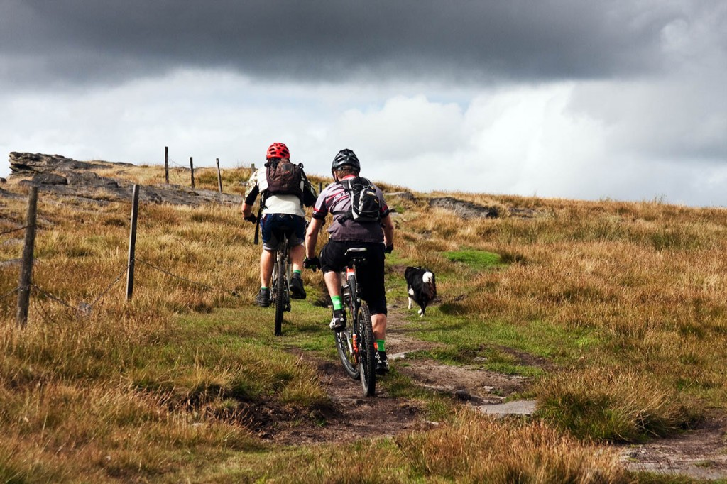 Sometimes a footpath should have been recorded as a bridleway. Photo: Bob Smith/grough