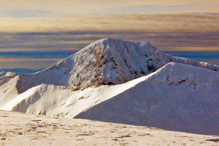 The climber died after falling on Ben Nevis's North Face
