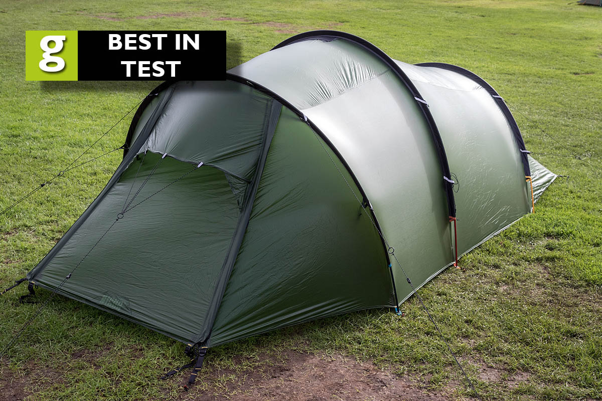 The Nigor Didis 2. Photo Bob Smith/grough & grough u2014 On test: lightweight tents reviewed