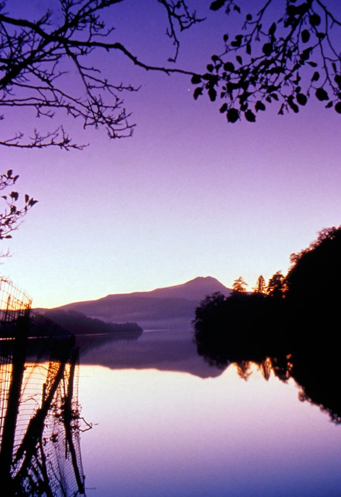Walkers will set off up Ben Lomond for a twilight trek. Photo: NTS