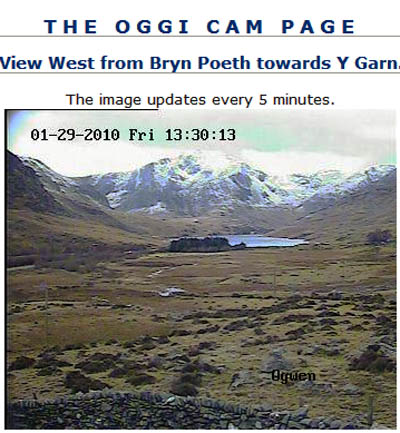 This view of Y Garn is just one of three on the OVMRO website