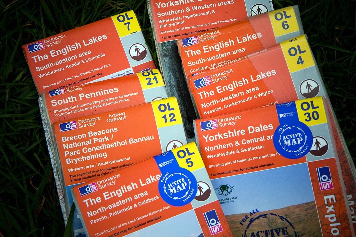 Grough Ordnance Survey Increases Sales Of Paper Maps