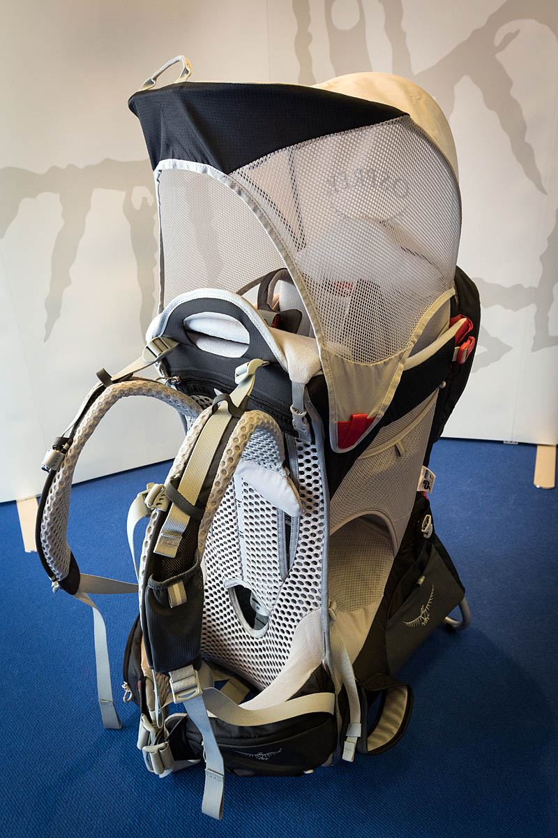 Grough Osprey S New Poco Child Carriers Feature