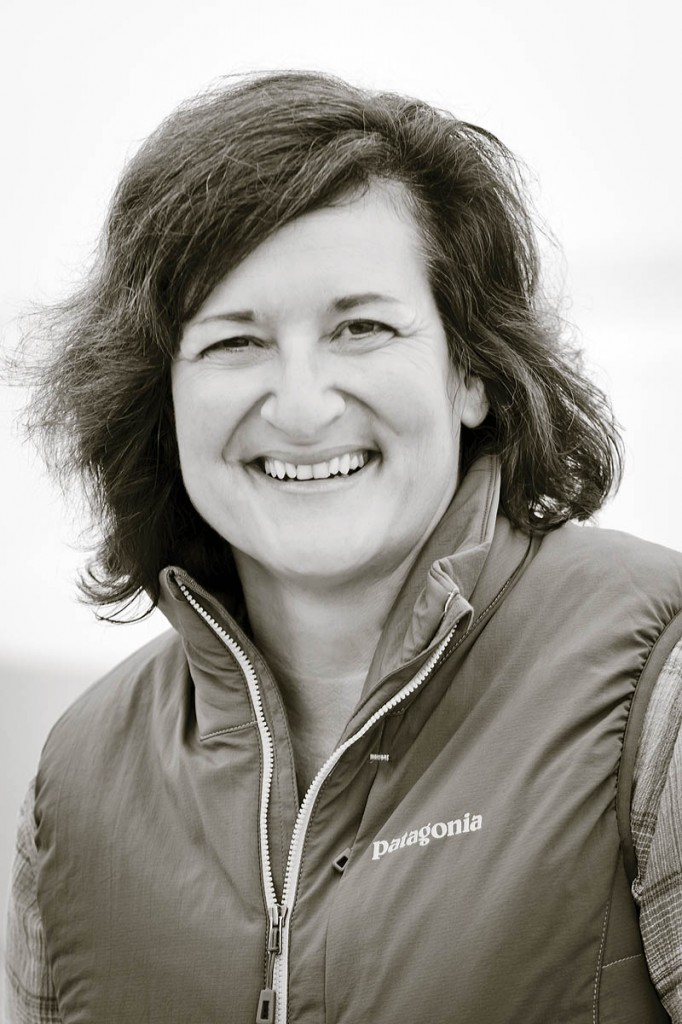 Patagonia chief executive Rose Marcario