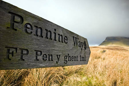 Natural England wants to change how national trails such as the Pennine Way are managed