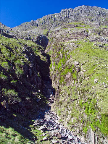 Piers Gill, where Mr Jones's body was discovered by rescuers. Photo: KA CC-BY-SA-2.0