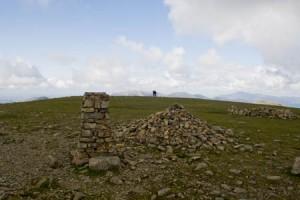 Pillar's summit