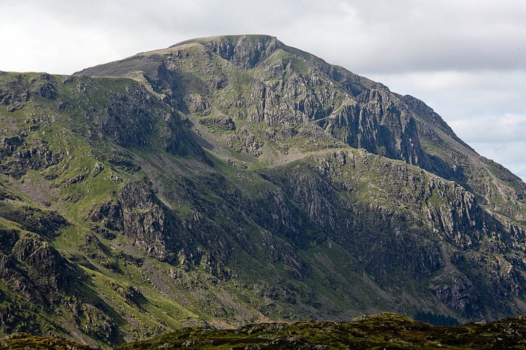 The woman fell while walking on Pillar, above Ennerdale. Photo: Bob Smith/grough