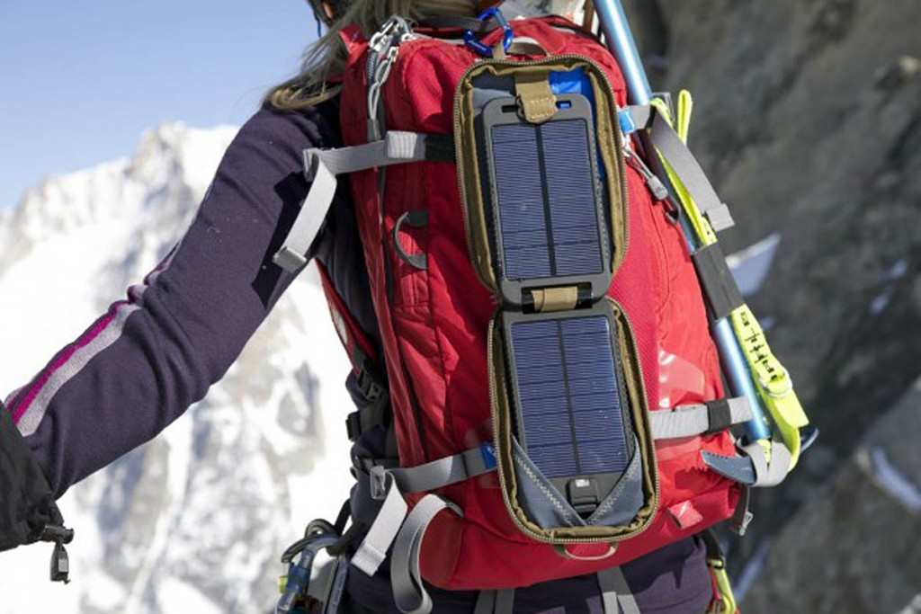 The powertraveller solarmonkey adventurer