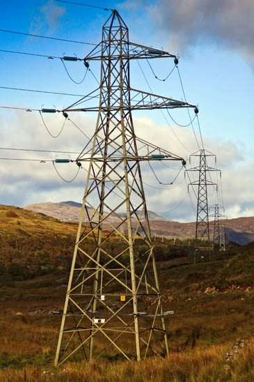 Grough Power Line Will Damage Mountain Landscapes