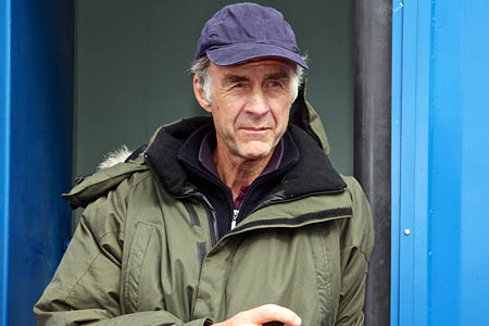 Sir Ranulph is currently sailing to Antarctica to begin his expedition