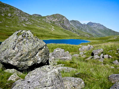 The path from Red Tarn to Crinkle Crags is also in the running for restoration cash