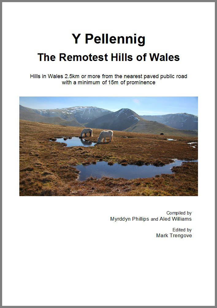 The Remotest Hills of Wales