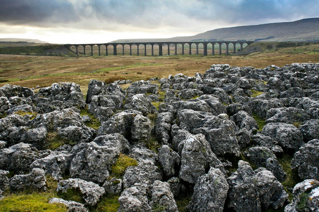 The caver fell while underground at Ribblehead