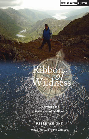 The cover of Peter Wright's Ribbon of Wildness