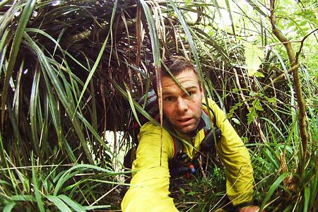 Richard Bowles on the Te Araroa Trail
