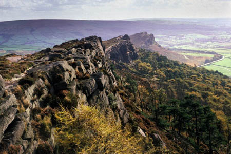 The Roaches, near Leek, Staffordshire. Photo: Peak District National Park Authority