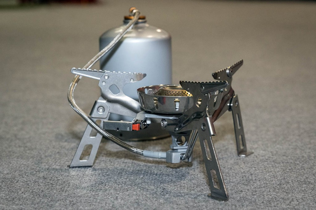 The Roar stove. Photo: Bob Smith/grough