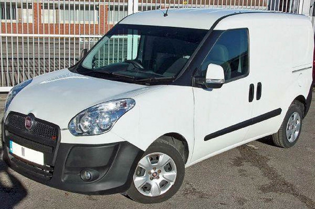 Mr Millar was last seen driving a Fiat Doblo van