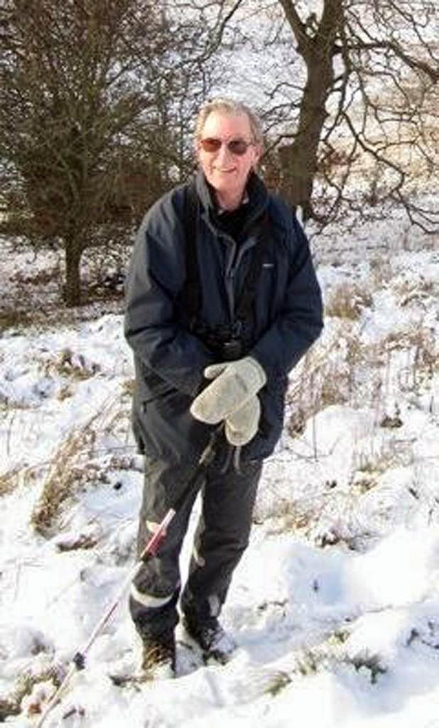 Walker Robin Garton has been reported missing