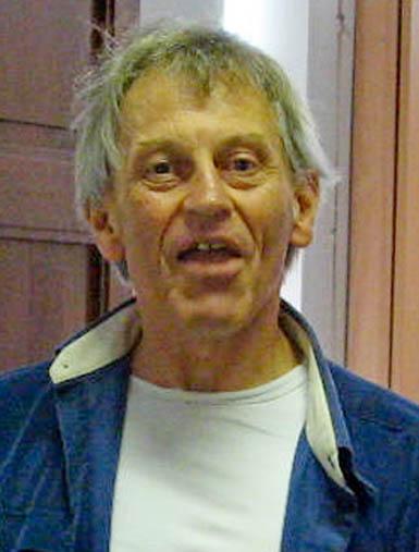 Rodney Legg, who died on Friday