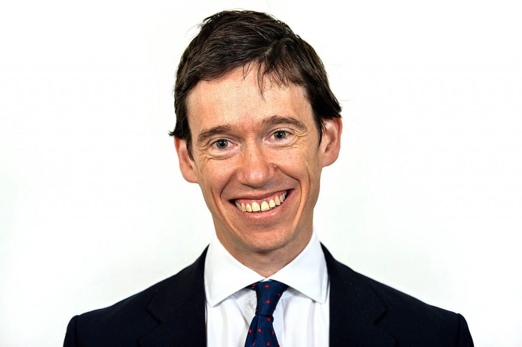 Rory Stewart: 'nothing more precious'
