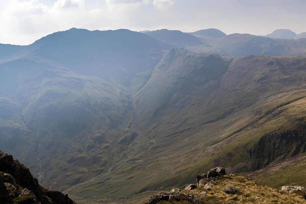The walker had set off from Langdale to ascend Scafell Pike