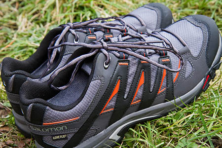 335289bb96af grough — On test  Salomon Eskape GTX hiking shoe and 1