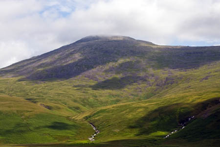 Scafell: not Scafell Pike