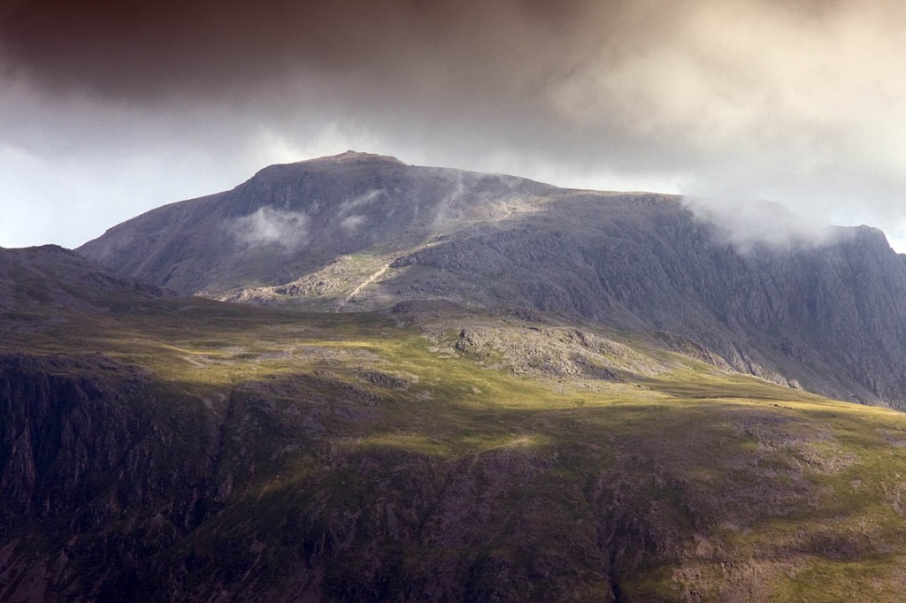 Scafell Pike: 'not a playground'. Photo: Bob Smith/grough